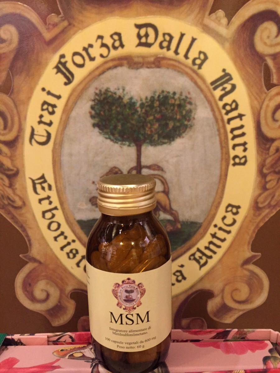 MSM - Metilsulfonilmetano
